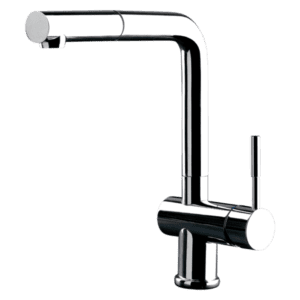 Gessi oxygene Oxygene Sink Mixer With Pull-Out Kitchen Taps & Mixers