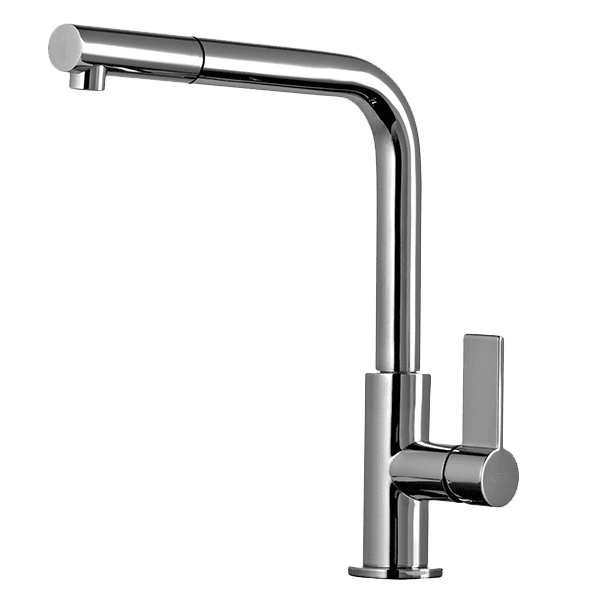 Gessi Emporio emporio Emporio Pull Out  Kitchen Mixer Kitchen Taps & Mixers