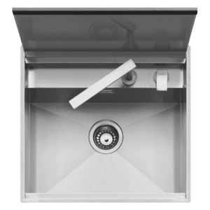 Barazza lab Lab with Cover Small Bowl Kitchen Sinks