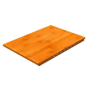 Abey abey-abey Cutting Board with Magnets Sink Accessories