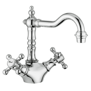 Provincial Twin handle basin mixer