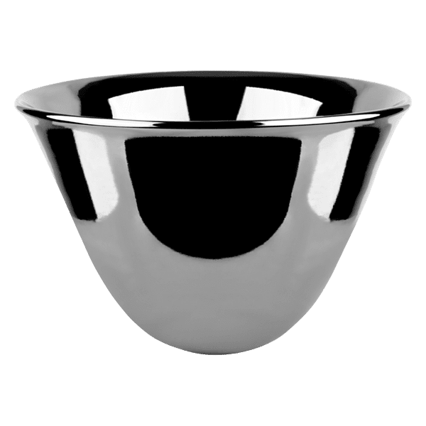 Gessi goccia Goccia Counter Silver washbasin 500mm Basins