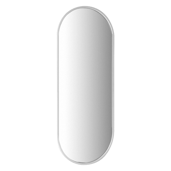 Gessi goccia Goccia Mirror - White Accessories