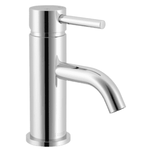 Gareth Ashton lucia Lucia Basin Mixer with Curved Spout Wall & Basin Mixers