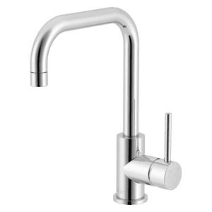 Gareth Ashton lucia Lucia Square Sidelever Mixer Kitchen Taps & Mixers