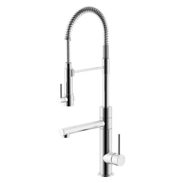 Kitchen Kitchen Taps Mixers Lucia Side Lever Sink Mixer With
