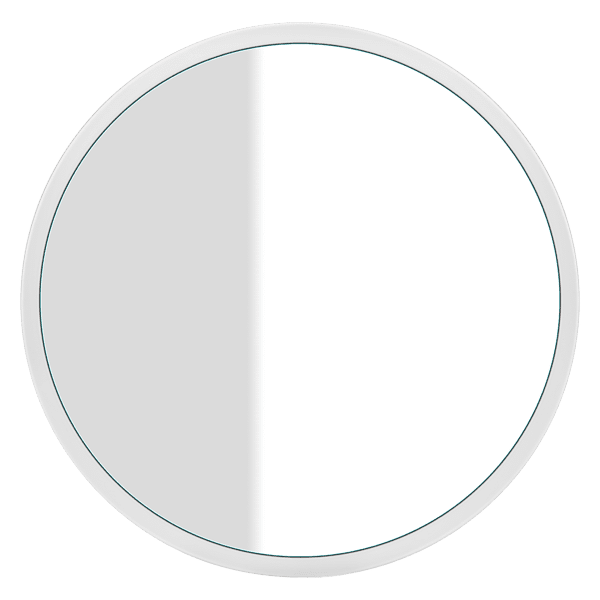 Bathroom Accessories,Mirrors | Cono Round Wall Mounted Mirror with ...