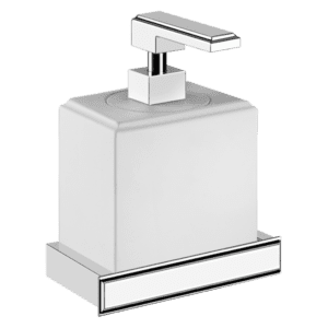 Gessi gessi-eleganza Eleganza Wall Mounted Soap Dispenser Accessories
