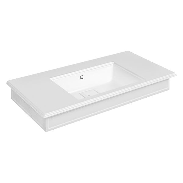 Gessi gessi-eleganza Eleganza Wall or Bench Mounted Basin Basins