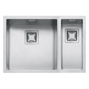 Barazza cubo Barazza Cubo One & One Third Bowl Kitchen Sinks