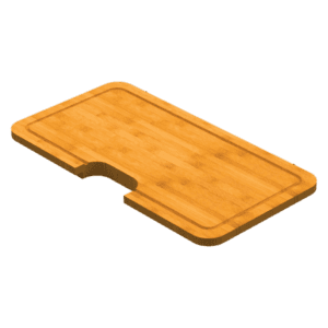 Abey abey-abey Bamboo Cutting Board Small Sink Accessories