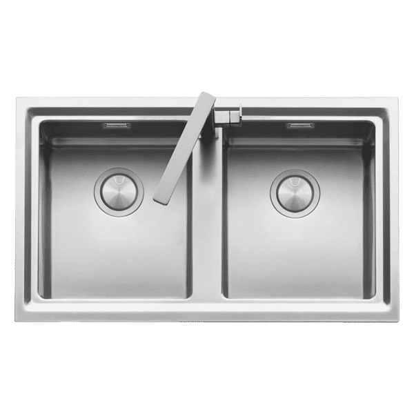 Barazza barazza-easy Easy Double bowl Kitchen Sinks