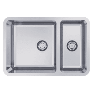 Abey lago Lago Undermount One & One Third Kitchen Sinks