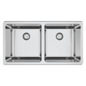 Abey lago Lago Inset Double Bowl Sink Kitchen Sinks