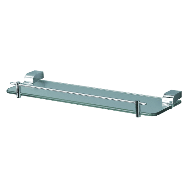 Gareth Ashton park-avenue Park Avenue Glass Shelf with Rail Accessories