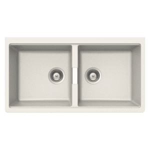 Schock horizont Schock Double Bowl Undermount Polaris Kitchen Sinks