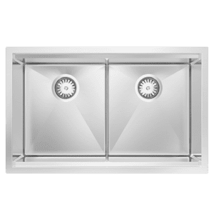 Abey abey-piazza-plus Piazza Plus Double bowl Kitchen Sinks
