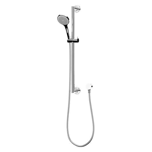 Monza Lucia Rail and Hand Shower Set | Abey Australia