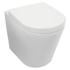 Gareth Ashton-park-avenue-Park Avenue Wall Faced Back Inlet Pan with Thick Soft Closed Seat-image