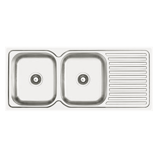 Abey abey-entry Entry Double bowl Kitchen Sinks