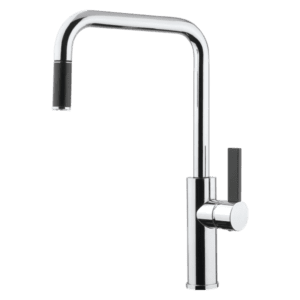 Armando Vicario luz Luz Kitchen Mixer With Pull-Out Kitchen Taps & Mixers