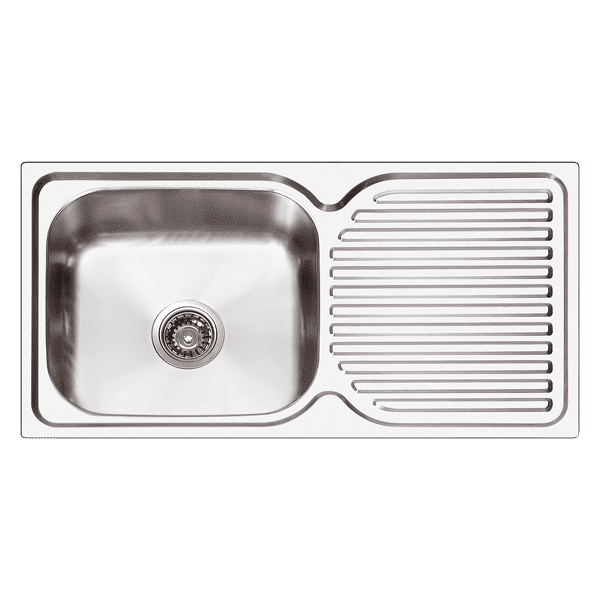 Abey abey-project Project 100 Single bowl Kitchen Sinks