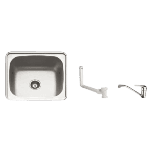 Abey abey-packages The Lodden Package Kitchen Sinks