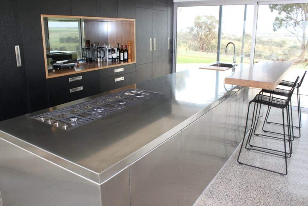 Barazza Made-To-Measure Benchtop