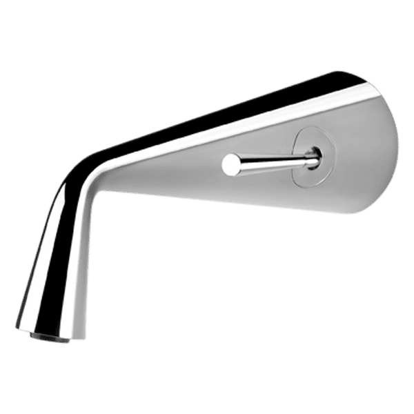 Gessi cono Cono Wall Mixer with Spout Wall & Basin Mixers