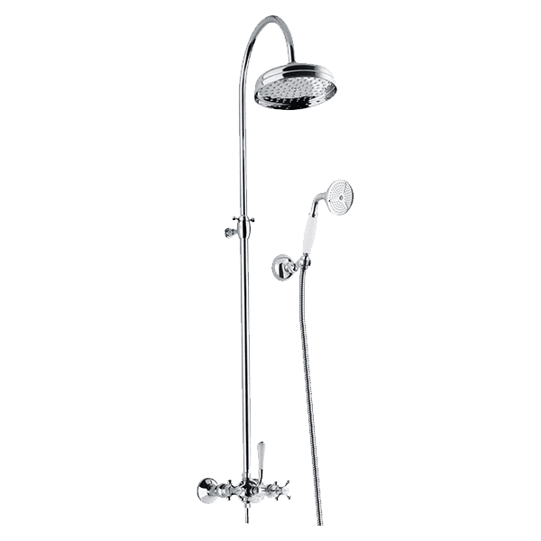 Armando Vicario provincial Provincial Overhead Shower with Hand Shower Showers