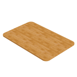 Abey abey-abey Bamboo Small Cutting Board Sink Accessories