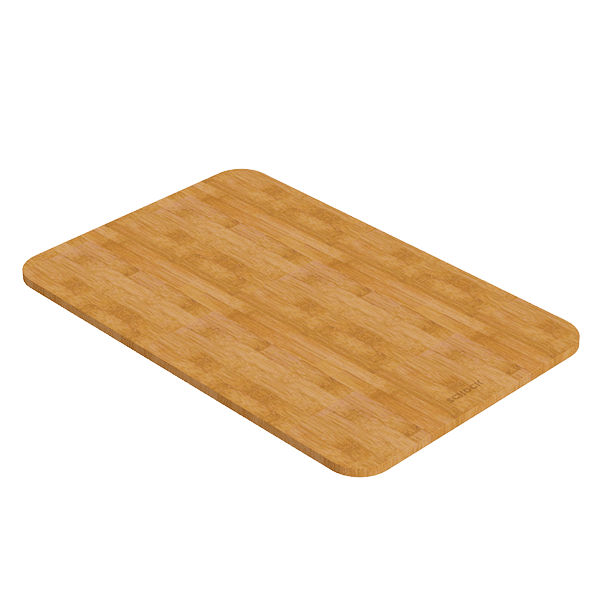 Abey abey-abey Bamboo Small Rectangular Cutting Board Sink Accessories