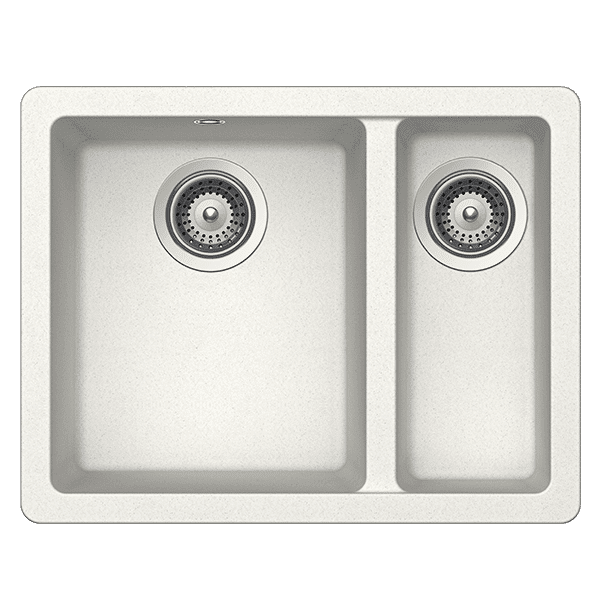 Schock quadro Schock Quadro One & 1/3 Bowl Alpina Kitchen Sinks