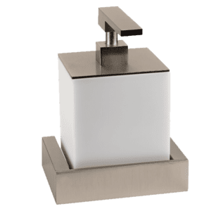 Gessi rettangolo-k Rettangolo K Wall Mounted Soap Dispenser Accessories