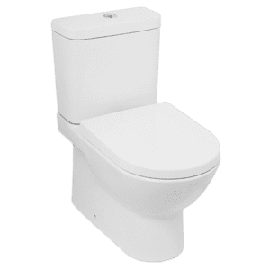 Gareth Ashton lucia Lucia Wall faced Universal Inlet Suite with Thick Soft Closed Seat Toilets