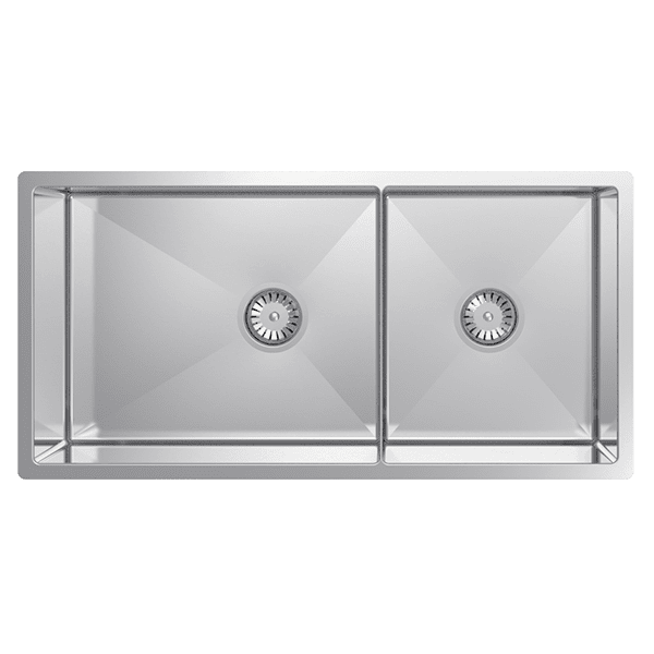 Abey abey-piazza Piazza One & 3/4 Square Bowl Kitchen Sinks