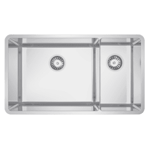 Abey lucia Lucia Bowl & Three Quarter Kitchen Sinks