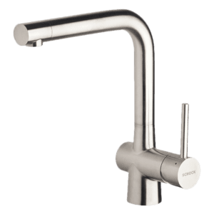 Abey alfresco Schock Alfresco Laios Stainless Steel Mixer Kitchen Taps & Mixers