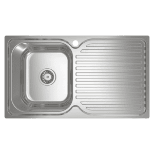 Abey abey-packages EN Squarelink 100 Package Kitchen Sinks