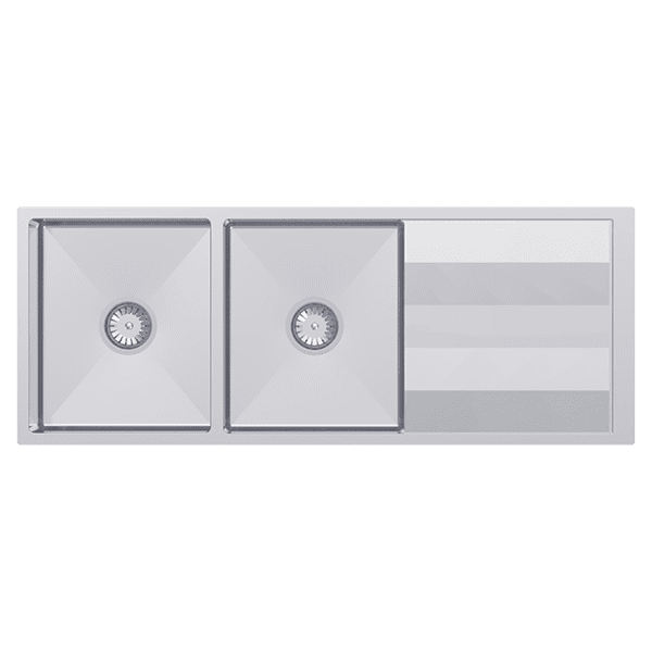Abey abey-lugano Lugano Double bowl Kitchen Sinks