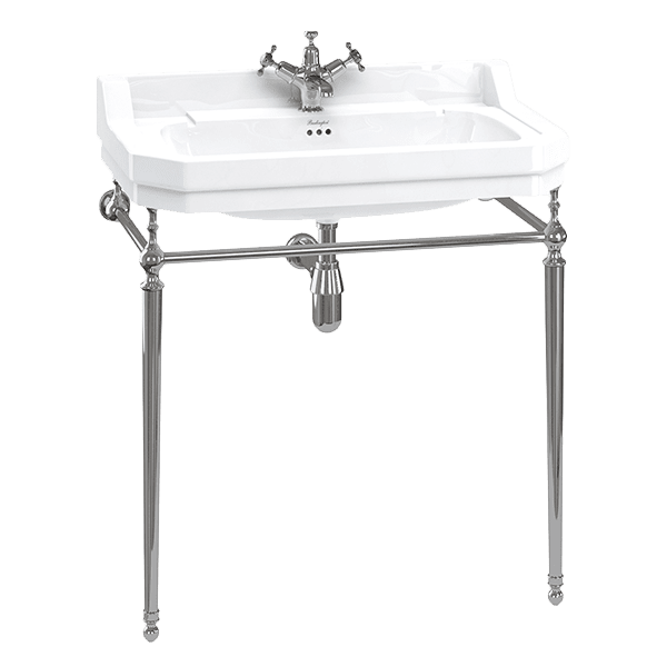 Burlington burlington Edwardian 80cm Basin & Stand Basins