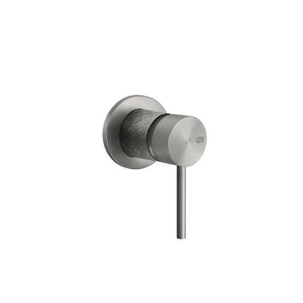 Gessi 316-intreccio Intreccio 316 Wall Mixer Wall & Basin Mixers