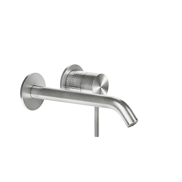 Gessi 316-meccanica Meccanica 316 Wall Mixer with Spout without Plate Wall & Basin Mixers