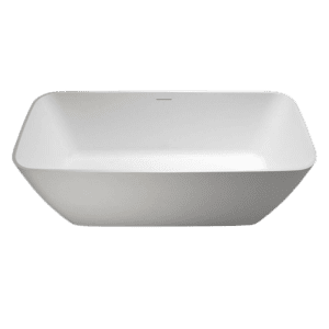 Gareth Ashton natural-stone Vicenza 1600mm Natural Stone Bath Freestanding Baths