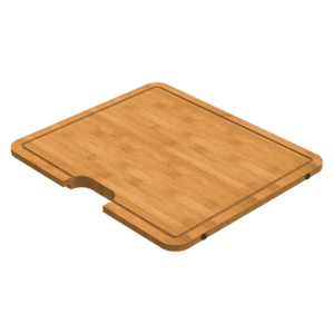 Abey abey-abey Large Bamboo Cutting Board Sink Accessories