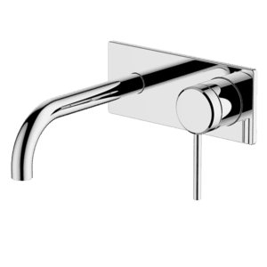Gareth Ashton poco Poco Wall Basin/Bath Set 165mm Wall & Basin Mixers