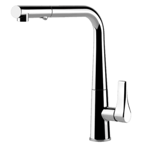Gessi Emporio proton Proton Kitchen Mixer with Pull Out Dual Spray Kitchen Taps & Mixers