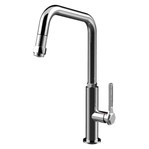Gessi officine Officine Pull Out Kitchen Mixer Kitchen Taps & Mixers