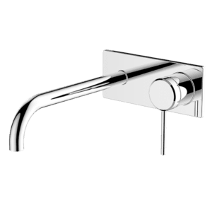 Gareth Ashton poco Poco Wall Basin/Bath Set 220mm Wall & Basin Mixers