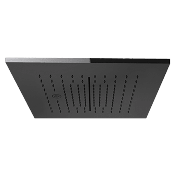 Gessi private-wellness Total Wellness Showerhead 350x350mm Square Wellness